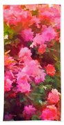 Rose 282 Beach Towel