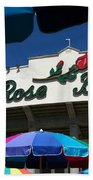 Rose Bowl Beach Towel