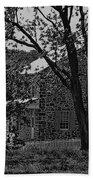 Rose Farm House-gettysburg Beach Towel