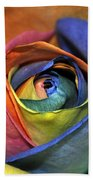 Rose Of Equality Beach Towel