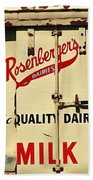 Rosenberger's - Dairy Milk  Beach Towel