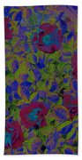 Roses By Jrr Beach Towel