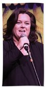 Rosie O'donnell Beach Towel