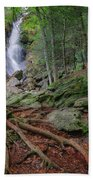 Rough Terrain Beach Towel