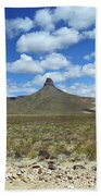 Route 66 - Arizona Mountain Beach Towel