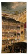 Royal Circus From Ackermanns Repository Beach Towel