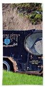 Royal City Paddy Wagon Beach Towel