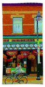 Royal Oaks British Pub Hillarys And Pc Perfect Glebe Central Paintings Of Ottawa Scenes C Spandau Beach Towel