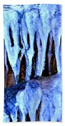 Ruby Falls Cavern Beach Towel