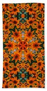 Rudi 2 Kaleidoscope Beach Towel