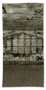 Ruined Bunker Beach Towel