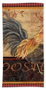 Ruler Of The Roost-1 Beach Towel