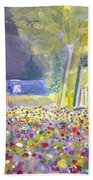 Head For The Hills At The Mish 2011 Beach Towel