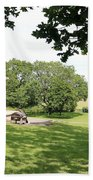 Runnymede Surrey Uk Beach Towel