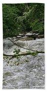 Rushing Creek Beach Towel