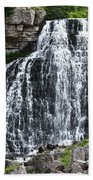 Rustic Falls Beach Towel