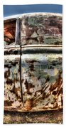 Rusty Old American Dreams - 4 Beach Towel