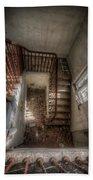 Rusty Stairs Beach Towel