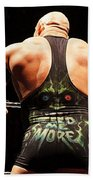 Ryback Feed Me More Beach Towel