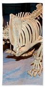 Saber-toothed Cat Beach Towel
