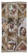 Sacred Ceiling Beach Towel
