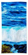 Sacred Place Beach Towel