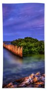 Safe Haven Beach Towel by Marvin Spates