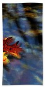 Safe Passage Beach Towel