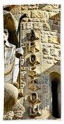Sagrada Familia - Barcelona Spain Beach Towel
