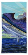 Sail Away Off0014 Beach Towel