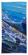 Sail On The Reef Off0082 Beach Towel