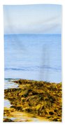 Sailboat Off The Ovens Beach Towel