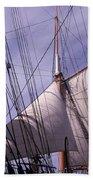 Sails Ready Beach Towel