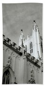 Saint Paul Cathedral In Cathedral Beach Towel