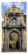 Saint Paul Church In Cordoba Beach Towel