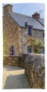 Saint-suliac - Brittany Beach Towel