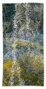 Salmon Art Beach Towel