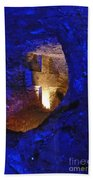 Salt Cathedral- Colombia Beach Towel