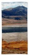 Salt Lake City Antelope Island Beach Towel