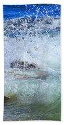 Salt Water Serenade Beach Towel