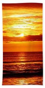 Salty Sunrise Beach Towel