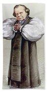 Samuel Wilberforce (1805-1873) Beach Sheet