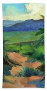 San Jacinto Visitors Center Beach Towel