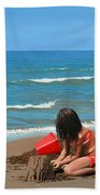 Sand Castles Beach Towel