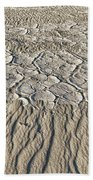 Sand Dunes Like Fine Cloth Beach Towel
