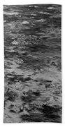 Sand In Low Tide Beach Towel