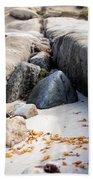 Sand Pyramids Beach Towel