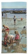Sandcastles Beach Towel