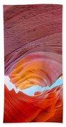 Sandstone Chasm Beach Towel