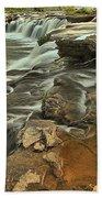 Sandstone Falls Beach Towel
